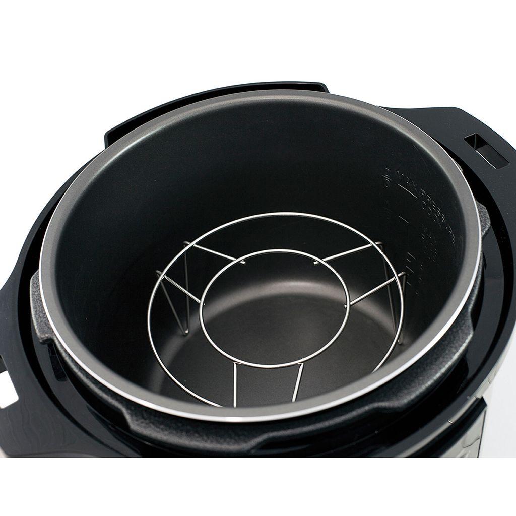 Elite Platinum 8-qt. Electric Stainless Steel Pressure Cooker