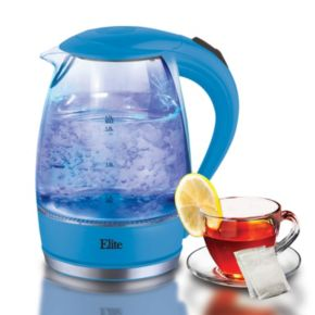 Elite Platinum 1.7-Liter Cordless Electric Kettle