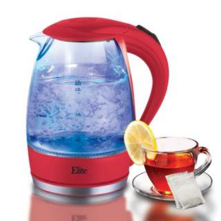Elite Platinum 1.7-Liter Cordless Electric Kettle