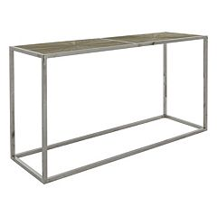 Safavieh Couture Abbot Parquet Console Table
