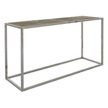 Safavieh Couture Abbot Parquet Console Table
