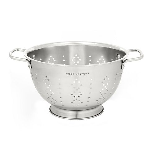 Food Network™ 5-qt. Stainless Steel Colander