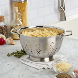 Food Network? 5-qt. Stainless Steel Colander