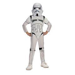 Star Wars Storm Trooper Costume - Boys