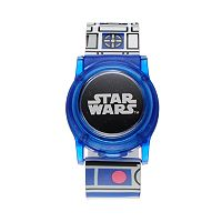 Star Wars R2D2 Boy's Digital Light-Up Watch