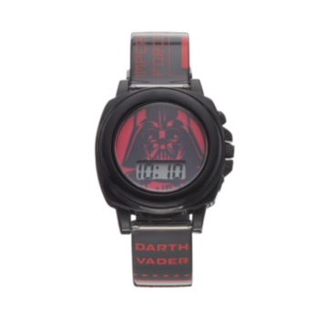 Star Wars Darth Vader Boy's Digital Sound Watch