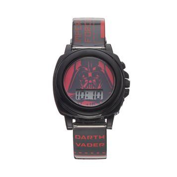 Star Wars Darth Vader Boy's Digital Sound Watch