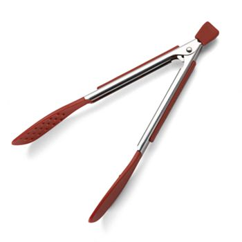 Food Network Locking Mini Tongs