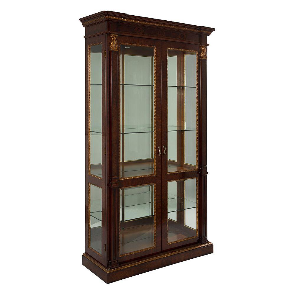 Safavieh Couture Anne 2-Door Display Cabinet