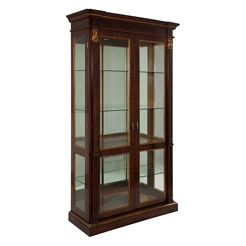 Safavieh Couture Anne 2-Door Display Cabinet