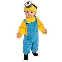 Minions Stuart Costume - Toddler