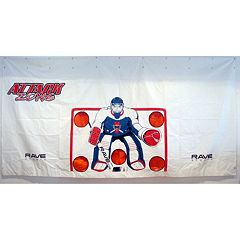 Aviva by RAVE Sports Seasonal Attack Zone Hockey Shooting Tarp