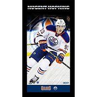 Steiner Sports Edmonton Oilers Ryan Nugent 10