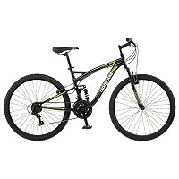 Men's Mongoose Status 2.2 26-in. Full Suspension Mountain Bike