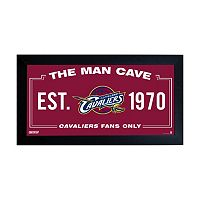 Steiner Sports Cleveland Cavaliers Framed 10