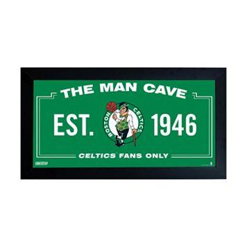 Steiner Sports Boston Celtics Framed 10