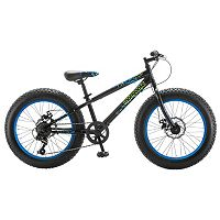 Boys Mongoose Pug 20-in. Fat Tire Bike