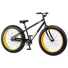 Men's Mongoose Brutus 26 in Fat Tire Mountain Bike