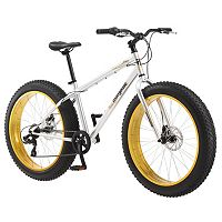 Men's Mongoose Malus 26 in Fat Tire Bike