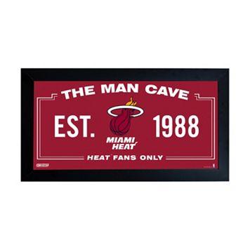 Steiner Sports Miami Heat Framed 10