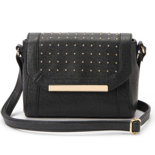 Apt. 9® Abell Studded Crossbody Bag