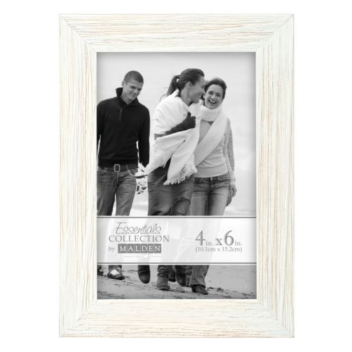 "Malden Linear Distressed 4"" x 6"" Frame"