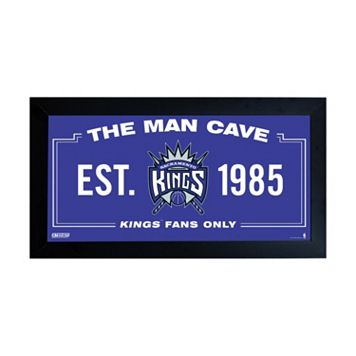 Steiner Sports Sacramento Kings Framed 10