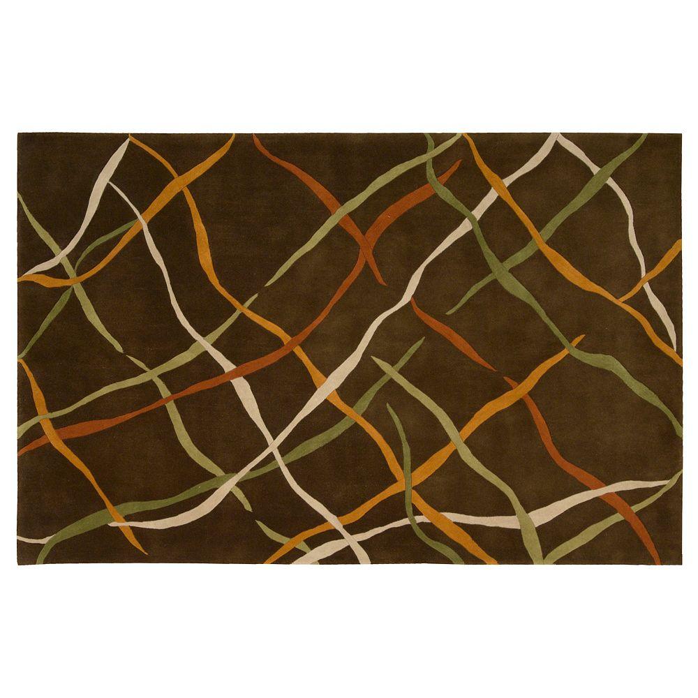 Nourison Dimensions String Wool Rug