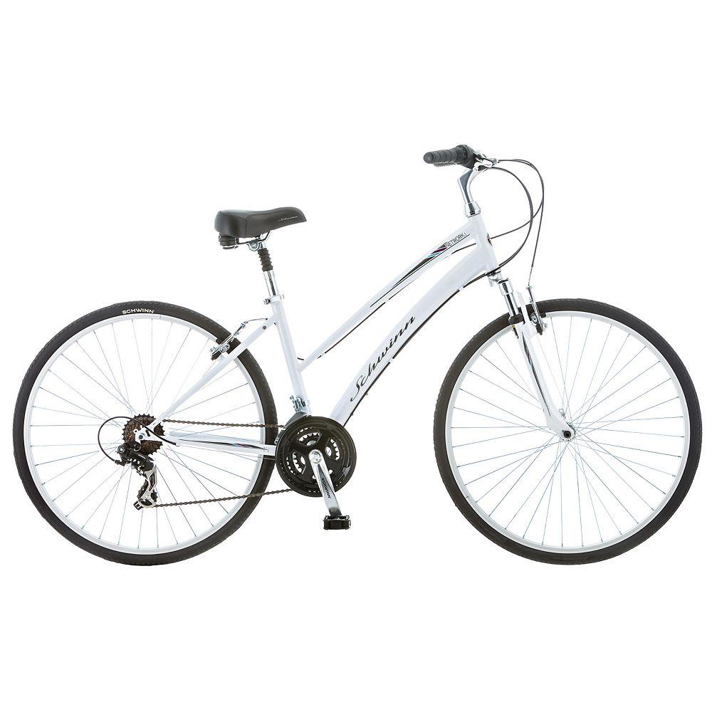 Schwinn Network 1 0 700c Hybrid Commuter Bike
