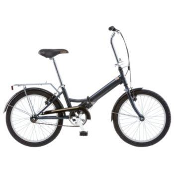 Unisex Schwinn Hinge 1-Speed 20-in. Folding Bike