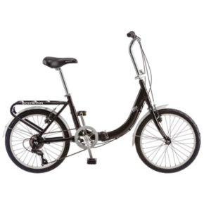 Unisex Schwinn Loop 7-Speed 20-in. Folding Bike