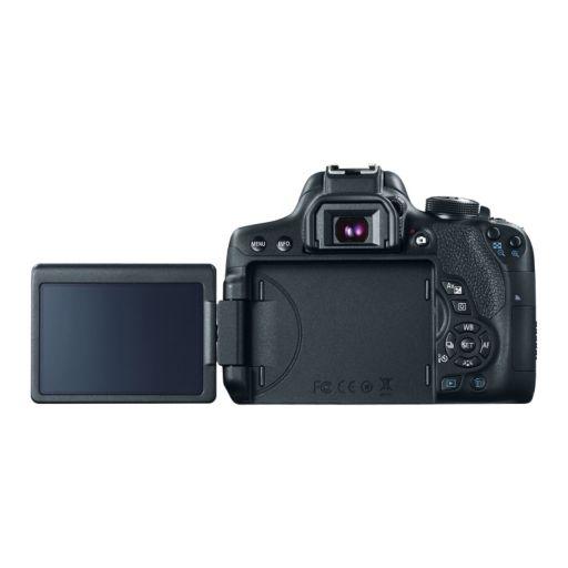 Canon EOS Rebel T6i EF-S DSLR Camera & 18-55mm IS STM Camera Lens Kit