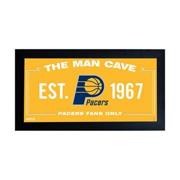 Steiner Sports Indiana Pacers Framed 10