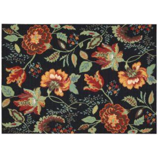 Nourison Vista Floral Rug