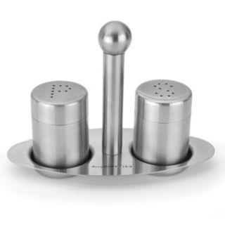 BergHOFF Satin 3-pc. Salt & Pepper Shaker Set