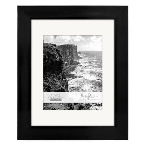Malden Wide Matted 8″ x 10″ Frame