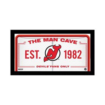 Steiner Sports New Jersey Devils Framed 10