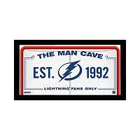 Steiner Sports Tampa Bay Lightning Framed 10
