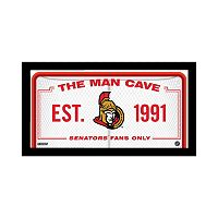 Steiner Sports Ottawa Senators Framed 10