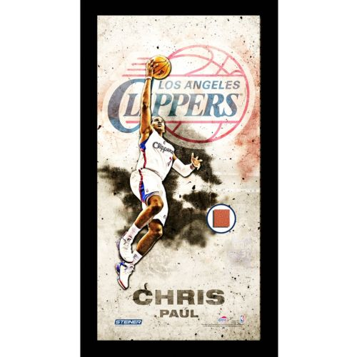 Steiner Sports Los Angeles Clippers Chris Paul 10