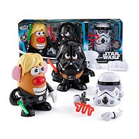 Star Wars Mr. Potato Head Darth Tater & Luke Frywalker by Playskool