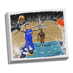 "Steiner Sports Los Angeles Clippers Blake Griffin Dunk 22"" x 26"" Stretched Canvas"