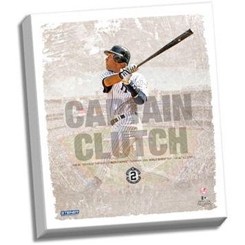 Steiner Sports New York Yankees Derek Jeter Captain Clutch 22