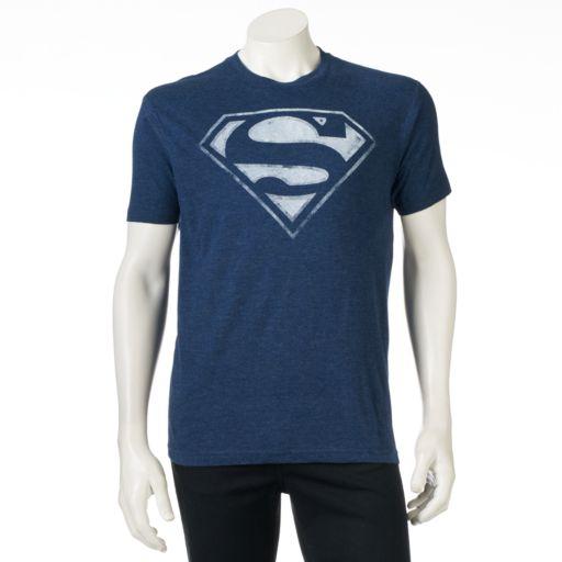Men's DC Comics Superman Logo Tee