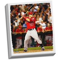 Steiner Sports Los Angeles Angels of Anaheim Mike Trout 22