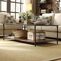 HomeVance Fallbrook Coffee Table