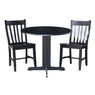 3-piece Dining Set