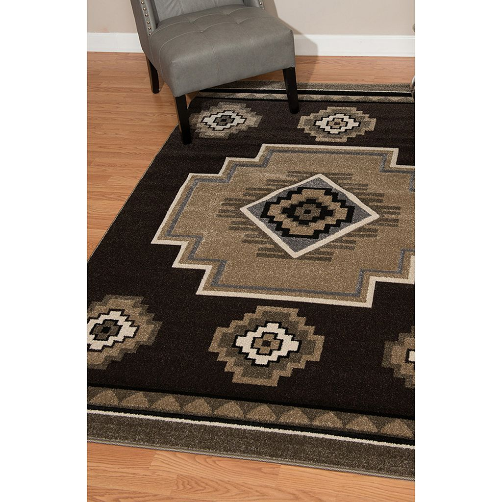 United Weavers Townshend Mountain Southwest Rug