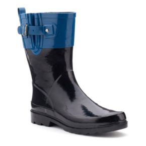 Western Chief Top Pop Women's Colorblock Rain Boots