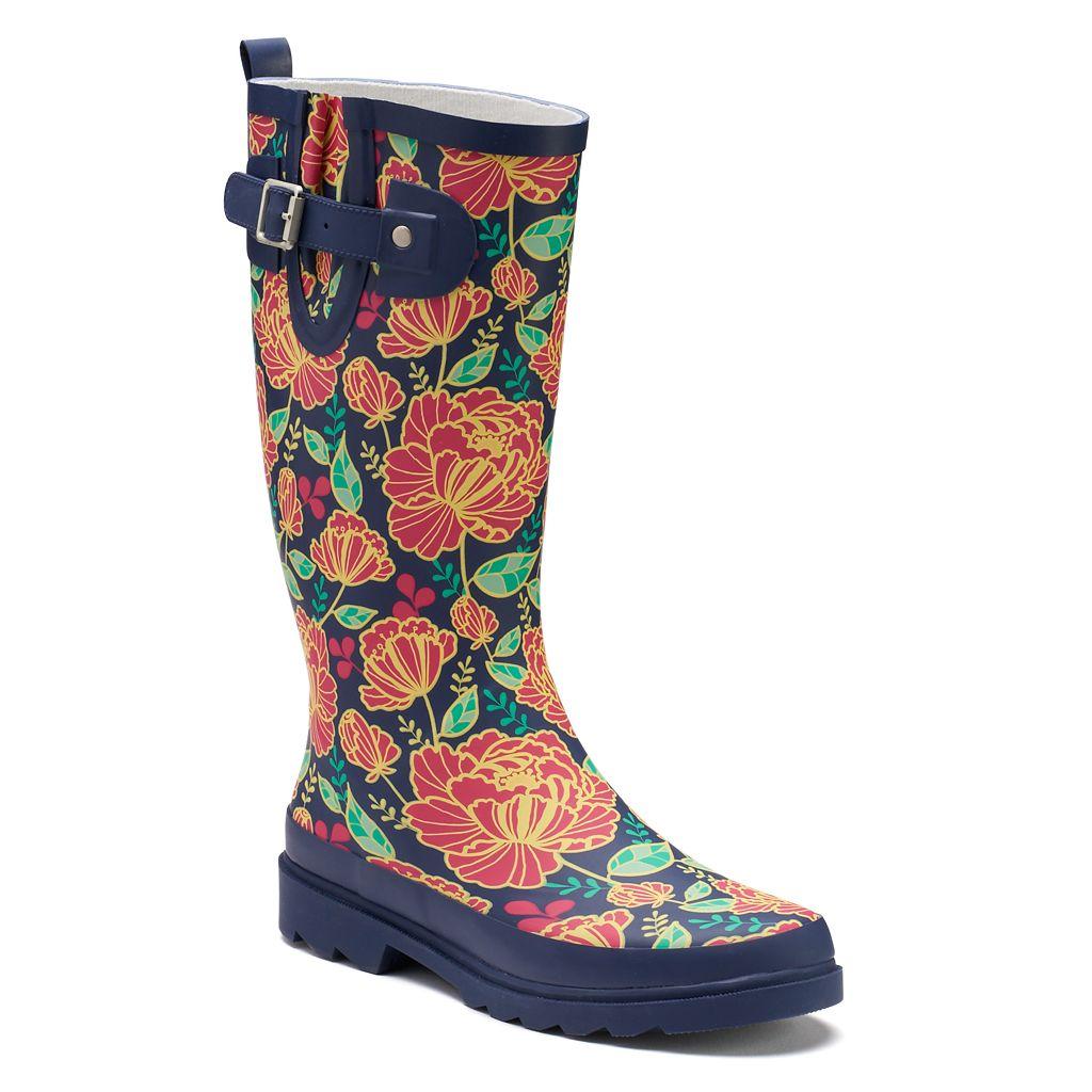 Western Chief Women's Waterproof Rain Boots
